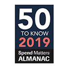 Spend Matters 50 Providers to Know 2019