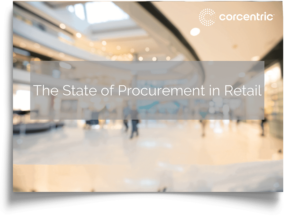 Corcentric White Paper - The State of Procurement in Retail