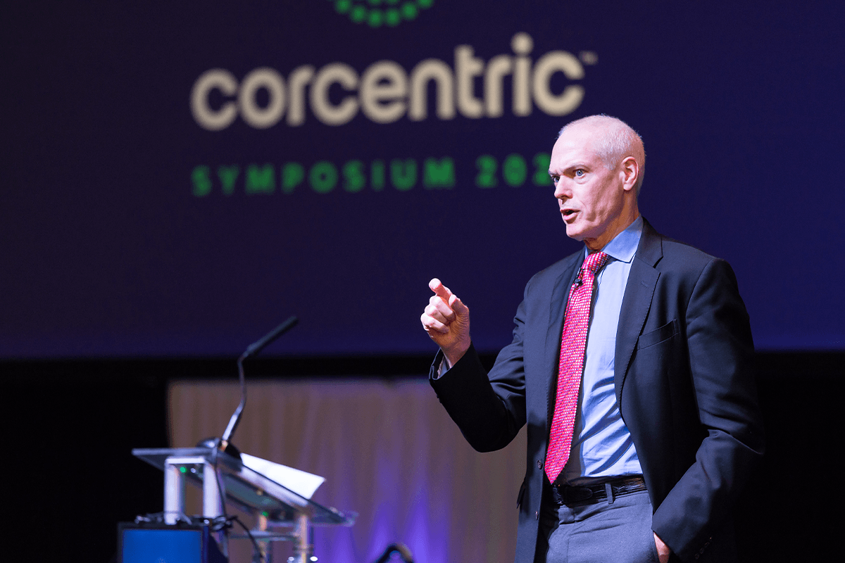 Jim Collins Corcentric Symposium 2020