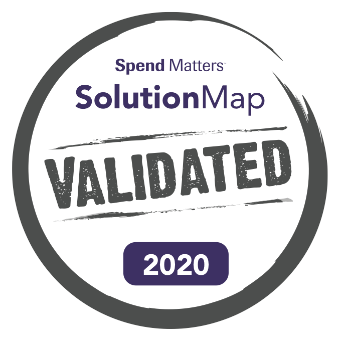 SolutionMap Validated Badge 2020