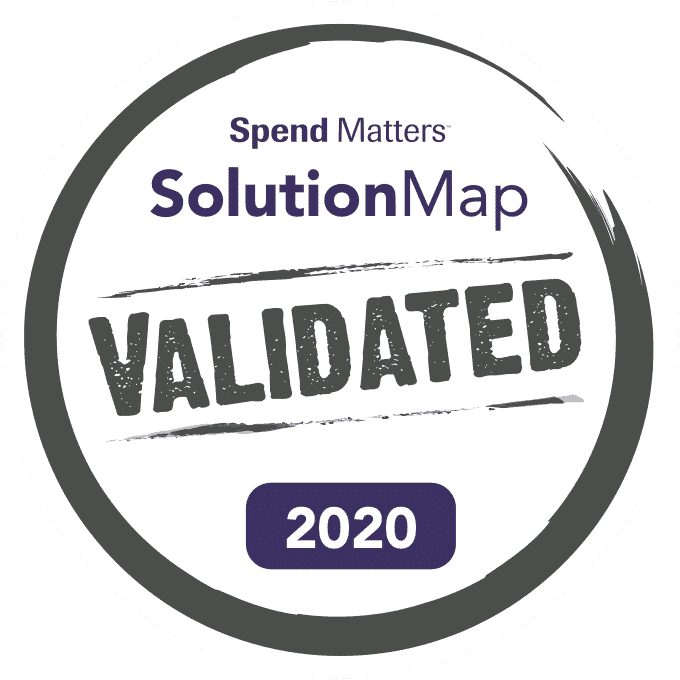 Spend Matters Solution Map: Validated-2020