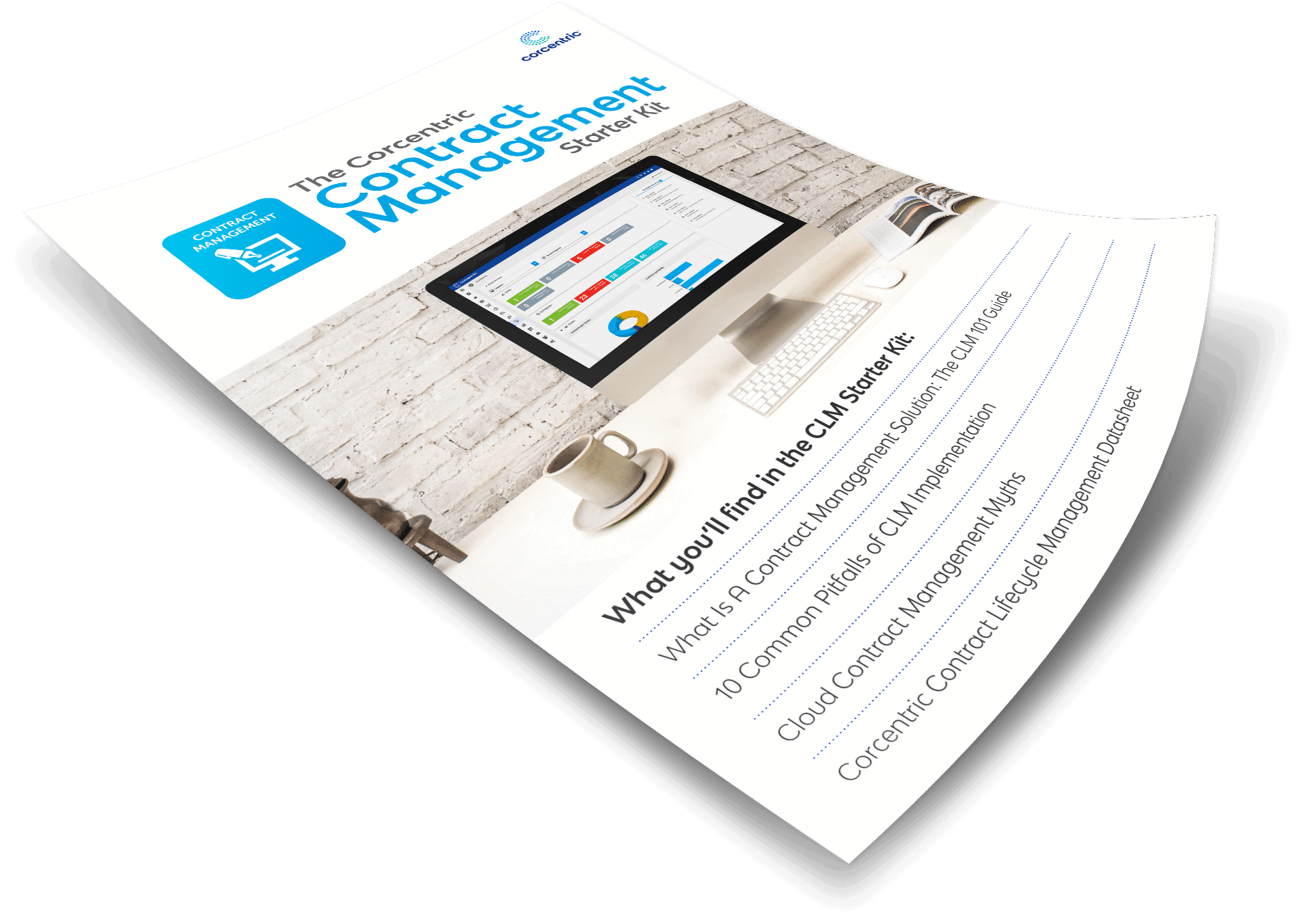 Corcentric White Paper: Contract Management Starter Kit