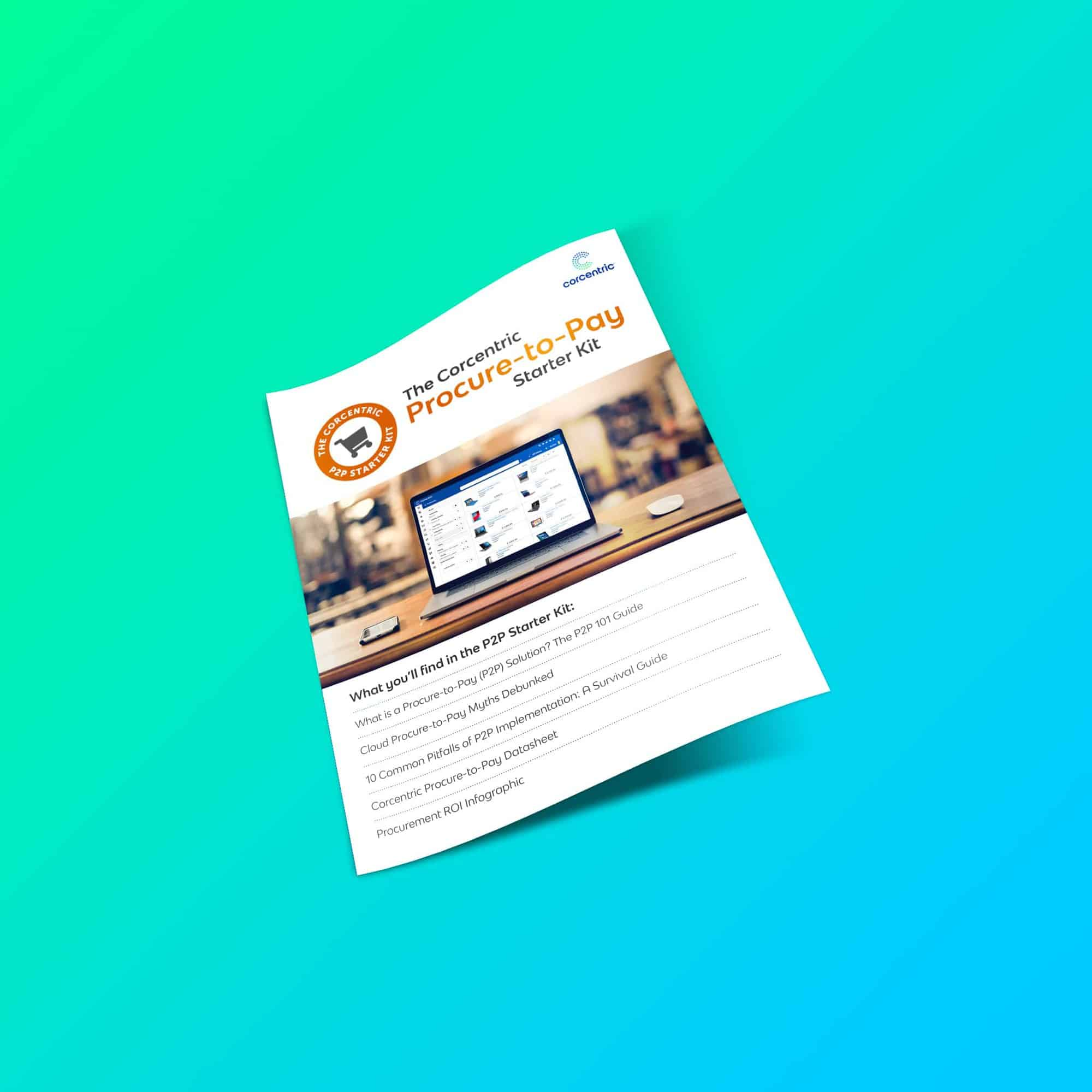 Corcentric White Paper: Procure-to-Pay Starter Kit
