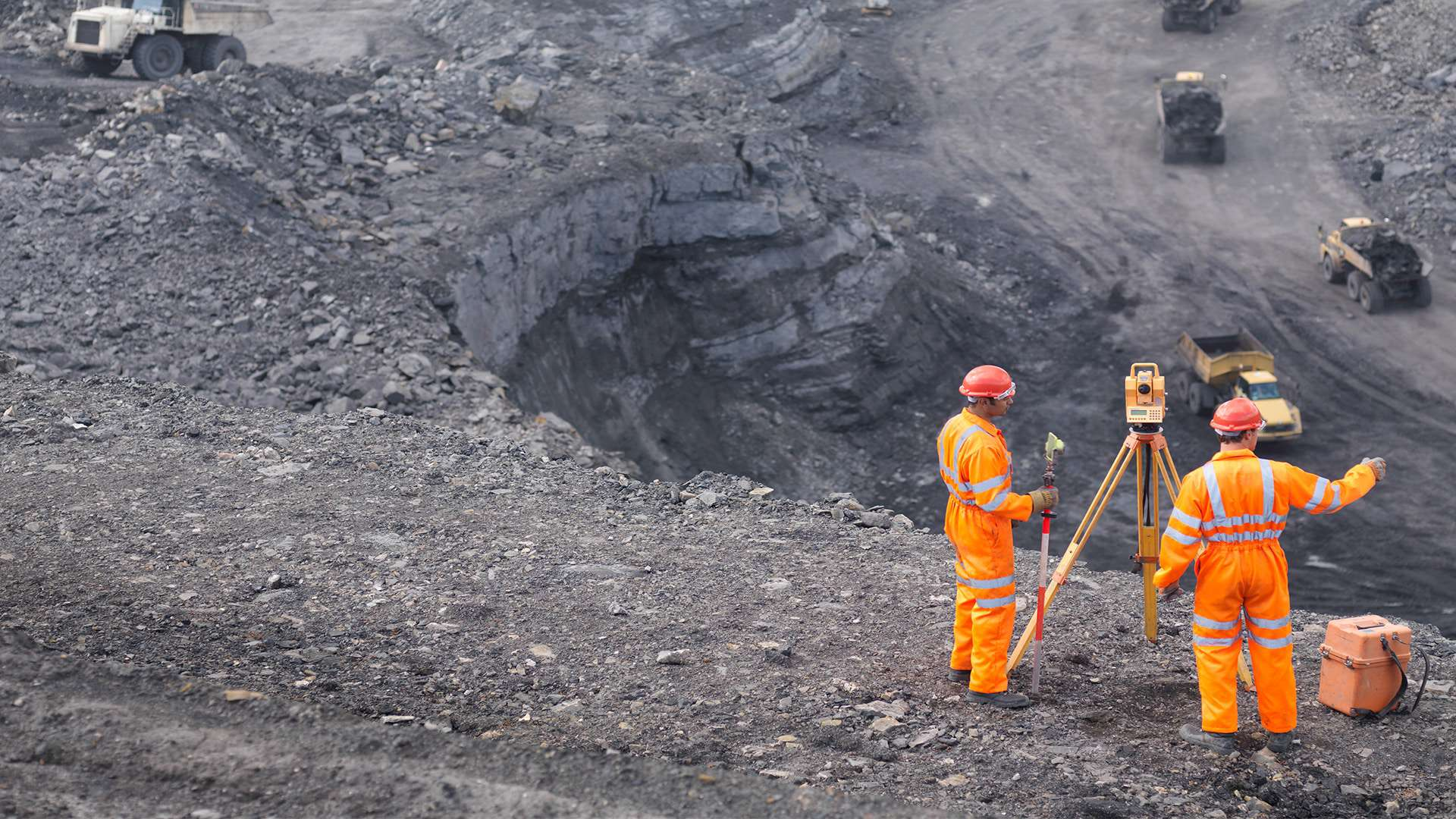 Corcentric Sample Industries Served Mining and Natural Resources