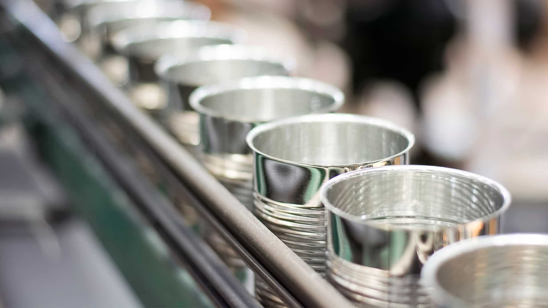 Corcentric Sample Industries Served Food & Beverage Manufacturers
