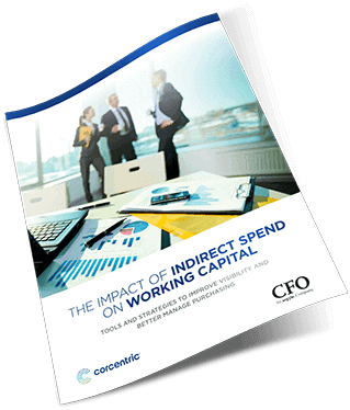 CFO Report: The Impact of Indirect Spend on Working Capital