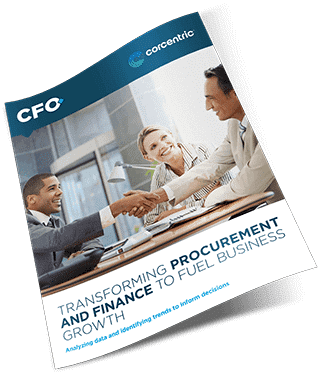 CFO Report: Transforming Procurement and Finance to Fuel Business Growth