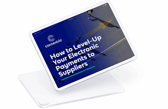 Webinar: How to level-up your electronic payments to suppliers